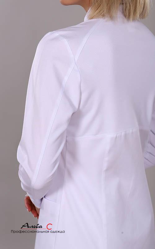 К178.0 Куртка женская, белый